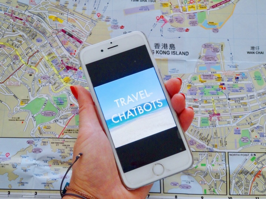 Travel Chatbots by Rockskippers Blog